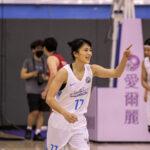 16th WSBL 台電 彭惠貞