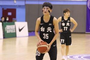 16th WSBL 台元 羅培甄