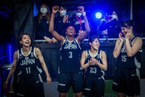 FIBA3x3奧運資格賽 日本