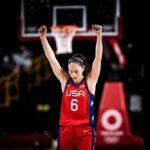 2020東京奧運 美國 Sue Bird