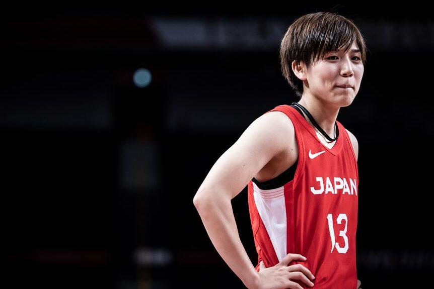 2020東京奧運 日本 町田瑠唯